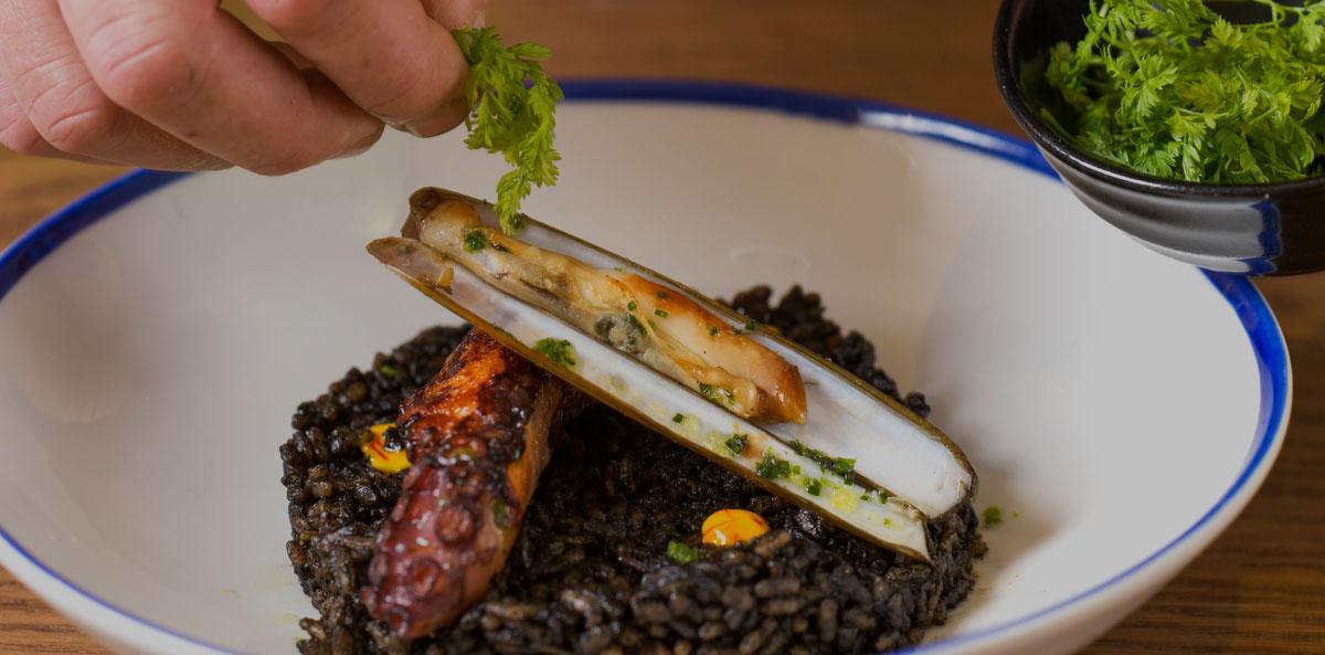 Restaurant especialitzat en arrossos i paelles