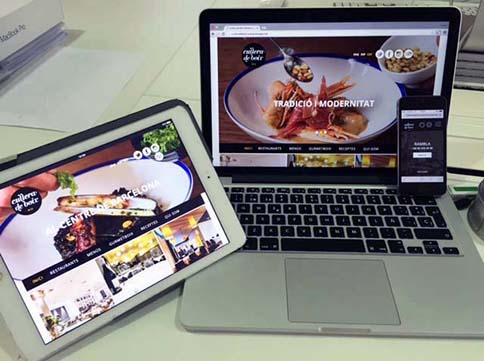 La nova web de Cullera de Boix ofereix una versió per als dispositius mòbils